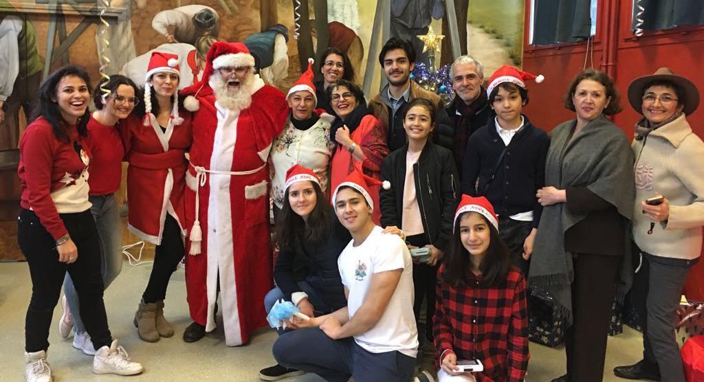 Fête de Noël humanitaire