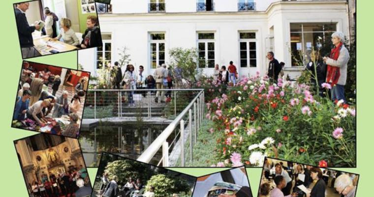 Journée portes ouvertes au Forum 104 à Paris