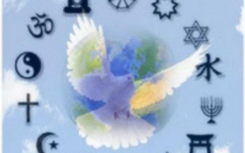 Veillée pour la paix au Forum 104