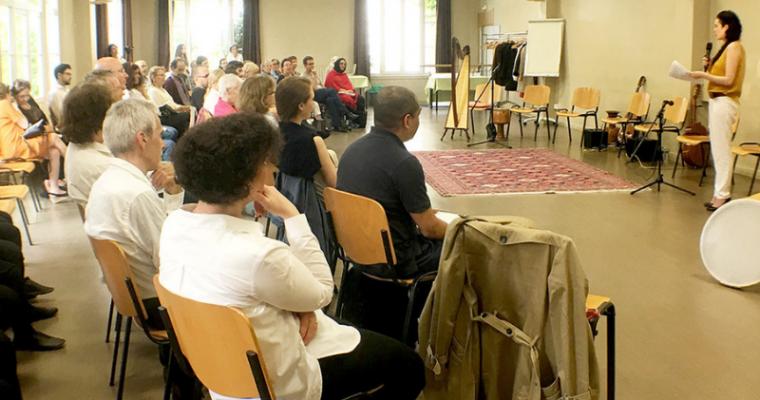 Conférence découverte du soufisme