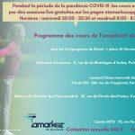 Cours de Tamarkoz® en région parisienne